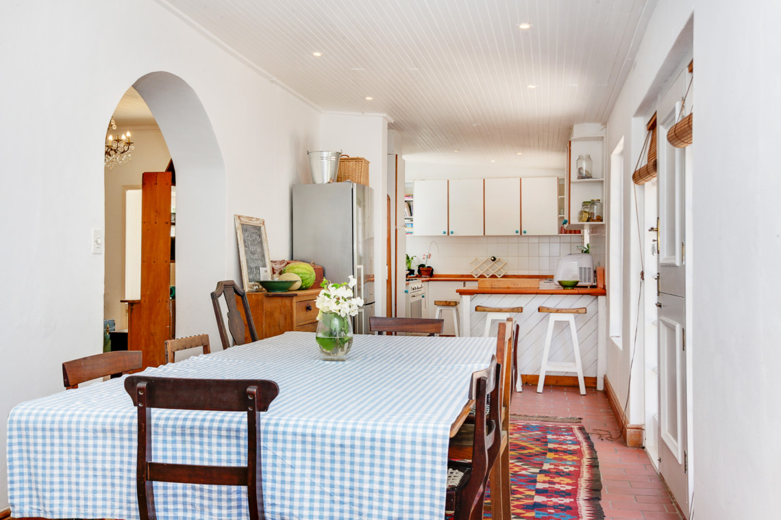 Kommetjie Hideaways | Cape Dutch Sea Cottage