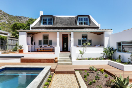 Kommetjie Hideaways | Cape Dutch Sea Cottage